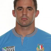 Simone Favaro rugby player