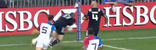 Hong Kong Sevens Highlights: England upset RSA on Hong Kong day