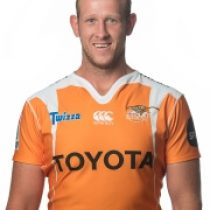 Carl Wegner rugby player