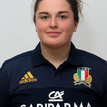 Melissa Bettoni rugby player