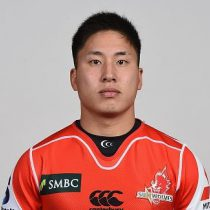 Kaito Shigeno rugby player