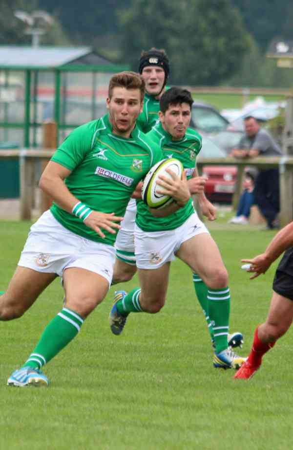 Cameron Hudson News Ultimate Rugby
