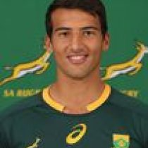 Rewan Kruger rugby player