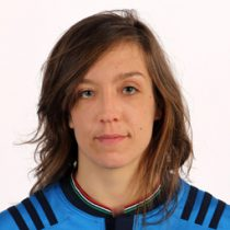Elisa Giordano rugby player