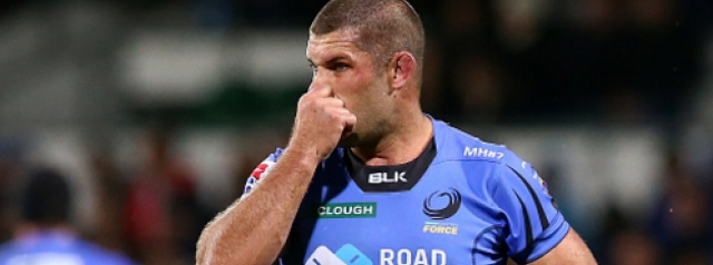 ARU to discontinue Western Force Super Rugby Licence
