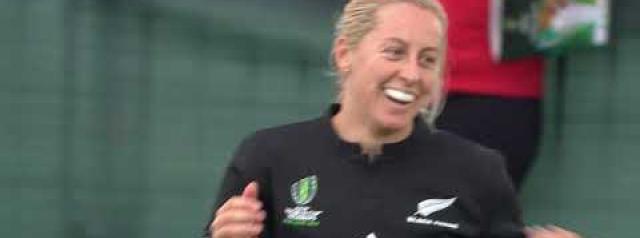 Highlights: New Zealand Women vs Hong Kong