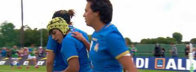 Highlights: England Women vs Italy Women