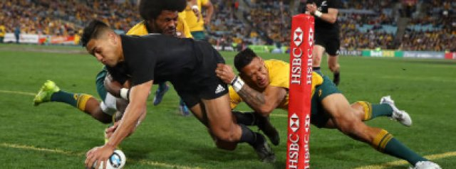 The Rugby Championship: Performers of the day