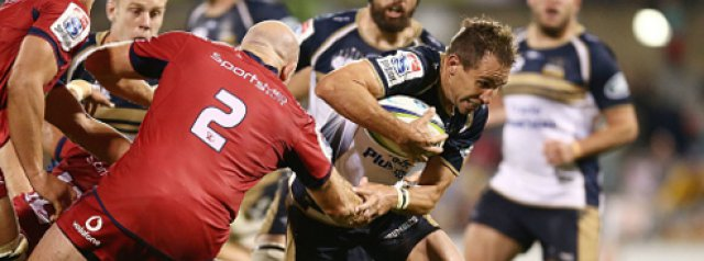 Andrew Smith Extends Brumbies Stay