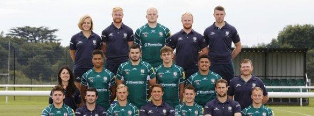 London Irish confirm senior academy for 2017/18