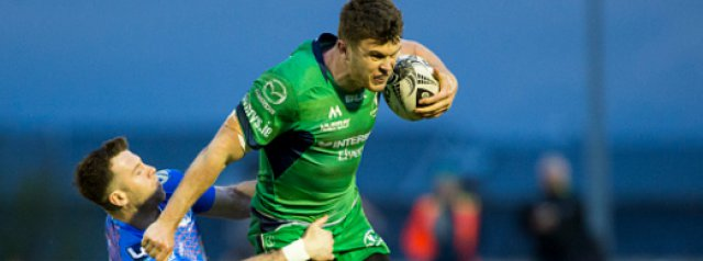 Connacht Squad Update ahead of opening PRO14 campaign vs Glasgow Warriors