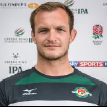 Harry Casson Ealing Trailfinders