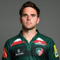 Joe Ford Leicester Tigers