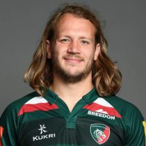 Sam Harrison Leicester Tigers