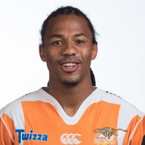 Cecil Afrika rugby player