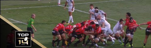 Highlights: Toulon vs Toulouse