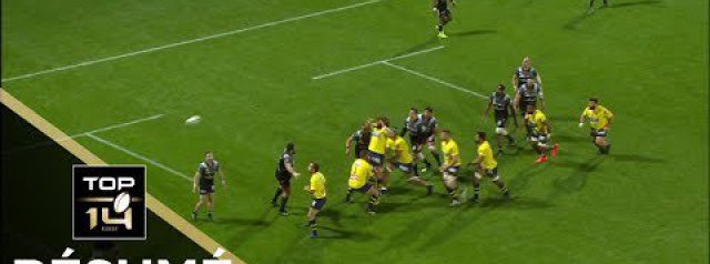 Highlights: Clermont vs Brive