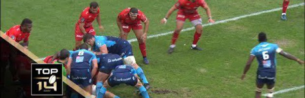 Highlights: Montpellier vs Toulon