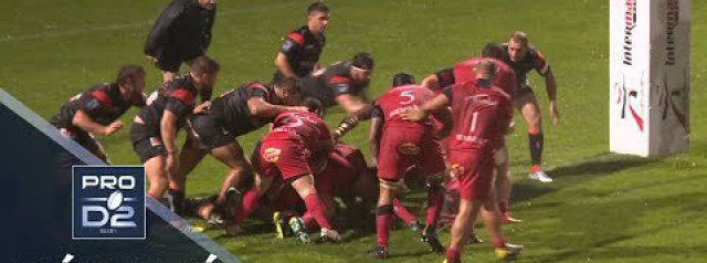 Highlights: Aurillac vs Narbonne