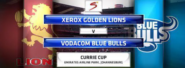 Highlights: Golden Lions vs Blue Bulls