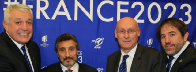 France willing to break the bank for RWC 2023