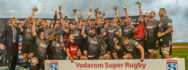 2018 Super Rugby Fixtures Announced