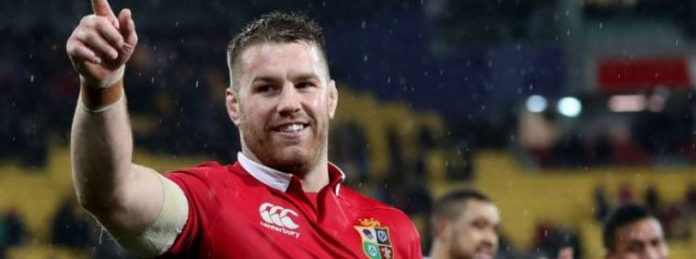 Sean O'Brien blames coaching staff for drawn Lions series