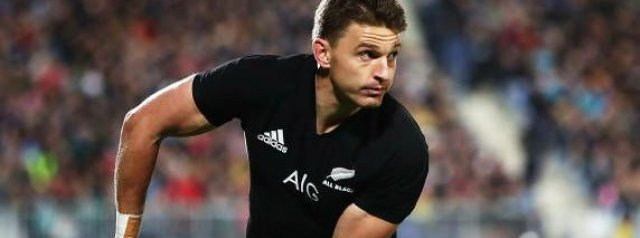 Barrett back for All Blacks, while Dagg is out for the year
