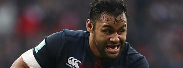 Billy Vunipola has his say on the Lions Tour