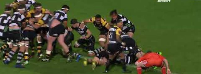 HIGHLIGHTS: Hawke's Bay v Taranaki
