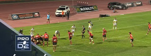 Pro D2 Highlights: Narbonne Vs Carcassonne (Round 6)