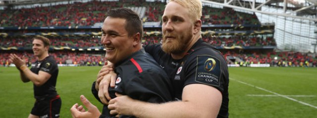 Saracens' Jamie George signs long-term contract extension