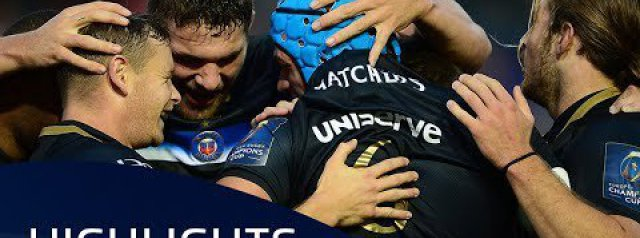 Highlights: Bath Rugby v Benetton Rugby