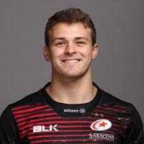 Alex Gliksten rugby player