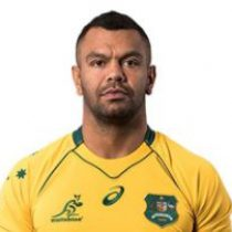 Kurtley Beale rugby player