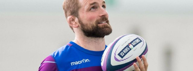 John Barclay agrees to join Edinburgh Rugby