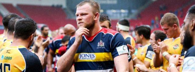 Joe Joyce extends Bristol stay