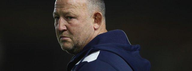 Steve Diamond cops 6-week stadium ban