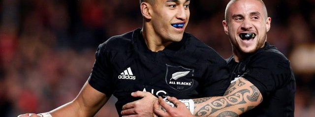 All Blacks duo ruled out of Wales Test