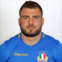 Tommaso Castello rugby player