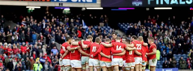 Wales Team Named For All Blacks Test
