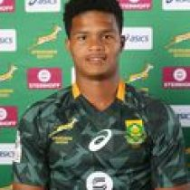Dewald Human South Africa 7's