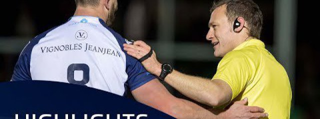 Champions Cup Highlights: Glasgow Warriors v Montpellier