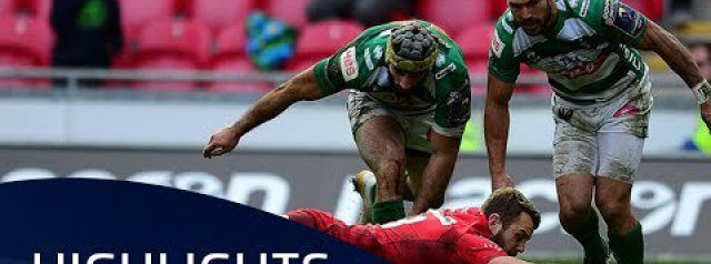 Champions Cup Highlights: Scarlets v Benetton Rugby