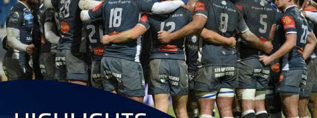 Champions Cup Highlights: Castres Olympique v Racing 92