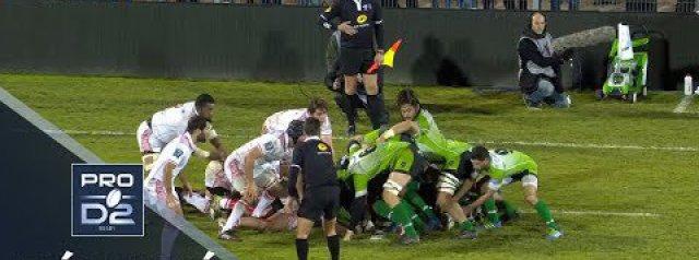 Pro D2 Round 15 Highlights: Montauban vs Biarritz