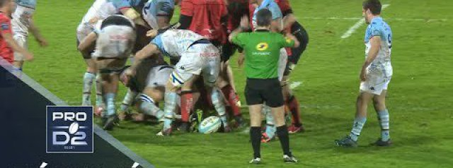 Pro D2 Round 15 Highlights: Bayonne vs Narbonne