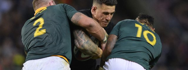 Springboks Rugby Championship Fixtures Confirmed