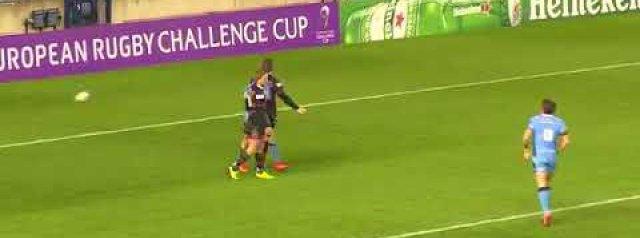 Challenge Cup Highlights: Edinburgh v London Irish