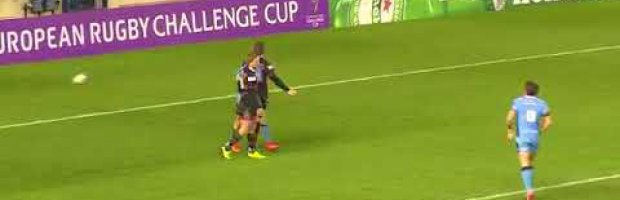 Challenge Cup Highlights: Edinburgh v London Irish